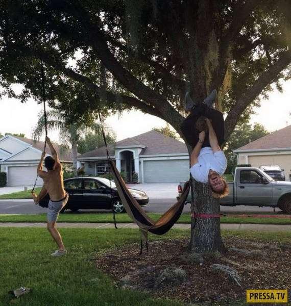 Мужчины веселятся и сходят с ума (53 фото)