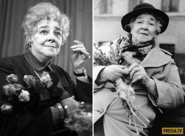 Легенды советского театра и кино: Фаина Раневская (11 фото)