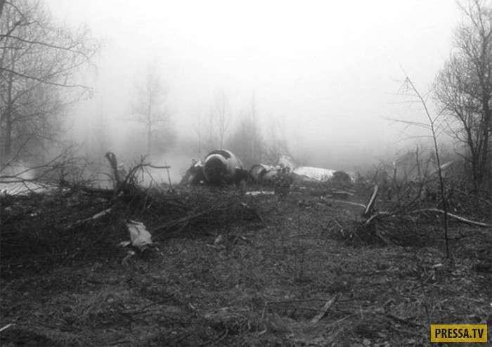 Невероятные и фантастические случаи выживания в авиакатастрофах (22 фото)