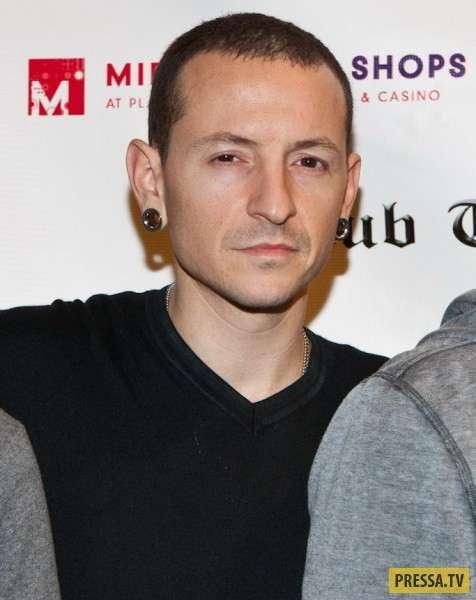 Солист американской группы рок-группы Linkin Park Честер Беннингтон покончил с собой.