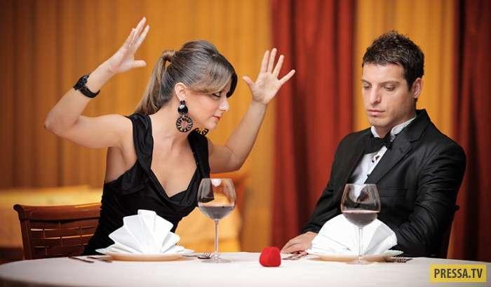 ТОП-7 признаков того, что вас выгонит жена (8 фото)