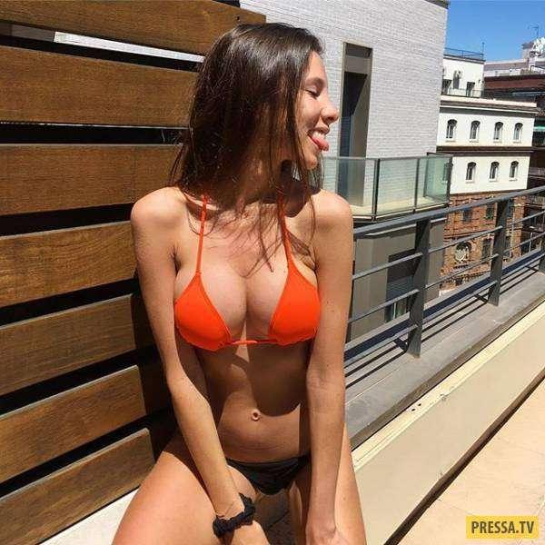 Красивые девушки в бикини (56 фото)