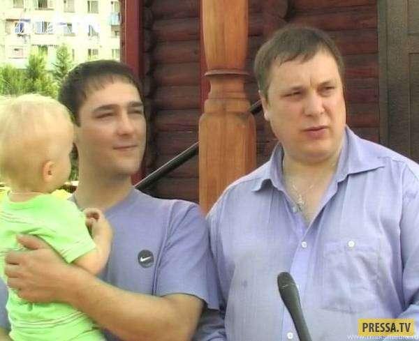 Юрий Шатунов - примерный семьянин (10 фото)