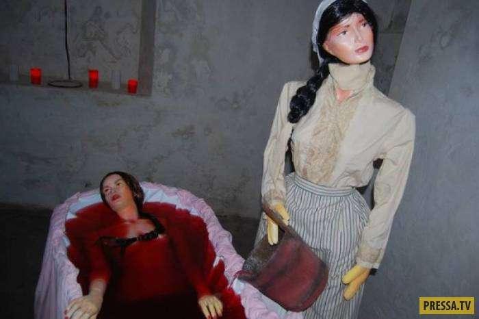 Эржебет (Елизавета) Батори - женщина необыкновенной красоты и необыкновенной жестокости (5 фото)