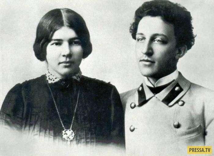 Александр Блок и его Кармен (9 фото)