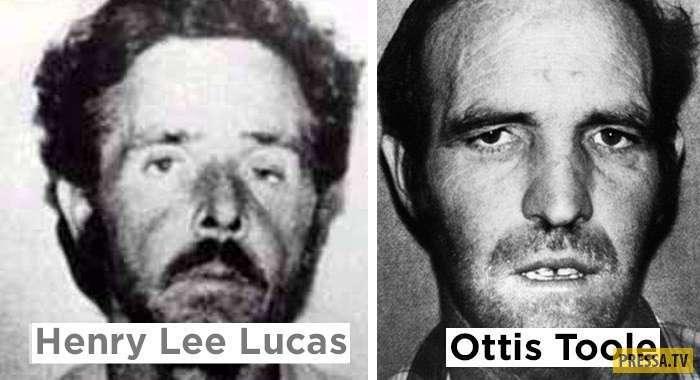Шокирующие и жуткие детали и факты, из уголовных дел маньяков в США (17 фото)