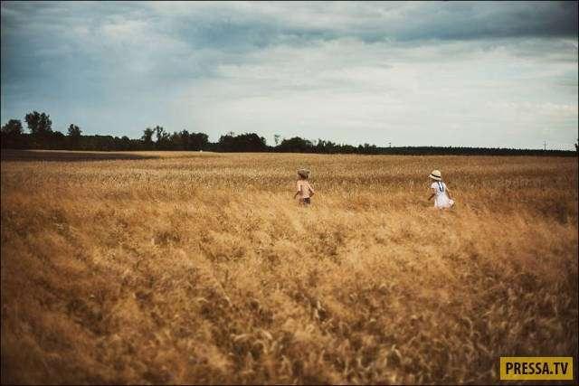 Счастливое детство без гаджетов (29 фото)