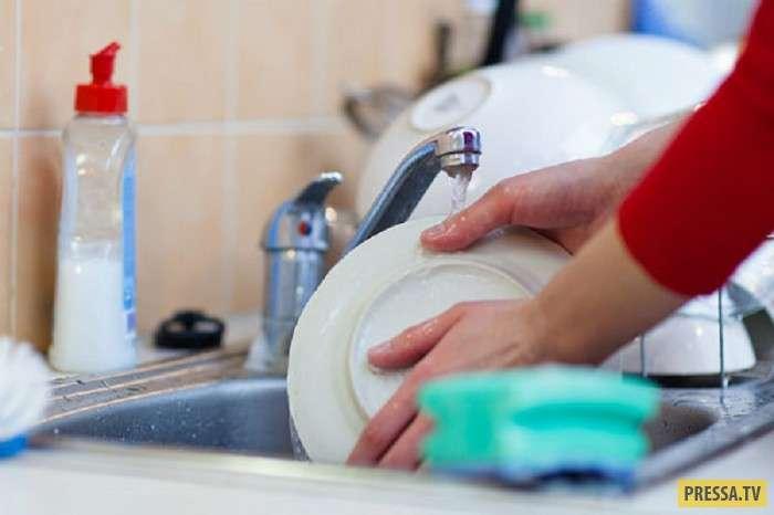 Народные приметы и суеверия: чужая посуда в доме (12 фото)