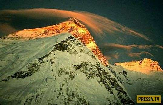 ТОП-10 интересных фактов про гору Эверест (10 фото)