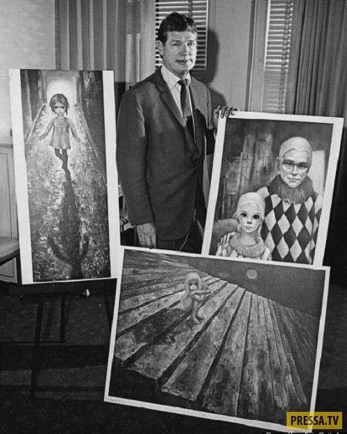 Самый большой обман в искусстве XX века (22 фото + видео)
