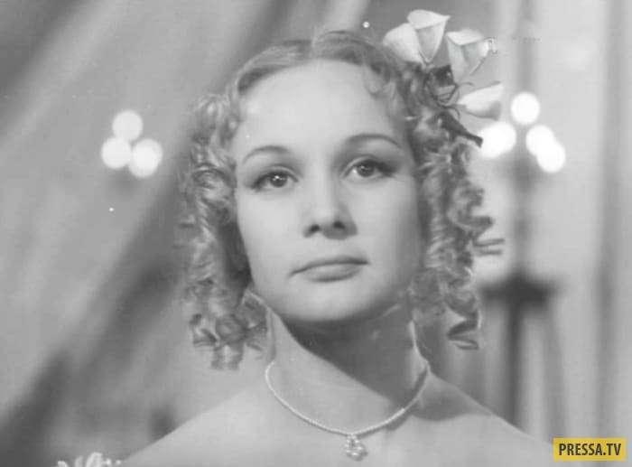 Легенды советского кино: Ия Арепина (20 фото)