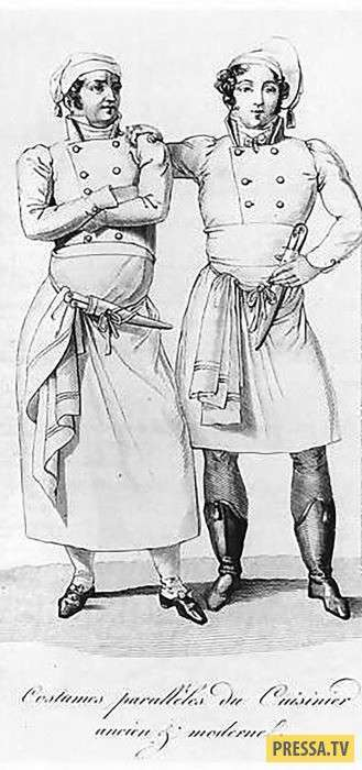 Великий повар королей и король поваров Мари-Антуан Карем (9 фото)