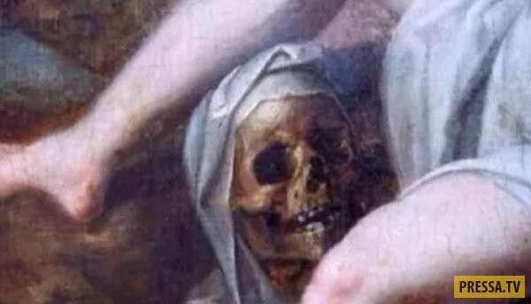 Что курили средневековые художники, чтобы нарисовать такое? (19 фото)
