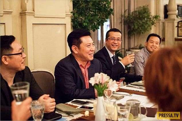 Богатые китайские бизнесмены едут в в -брачный тур- по Сибири (5 фото)