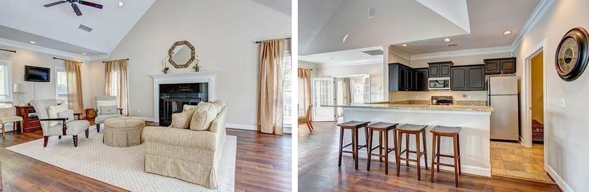 Большая разница: как выглядят квартиры за $1000 в разных уголках США