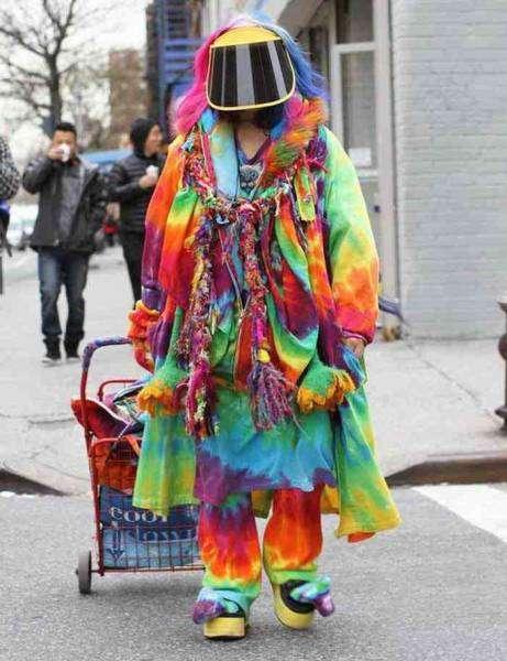 Самые модные люди этой недели