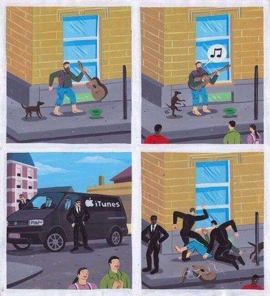 Забавные комиксы о правде жизни