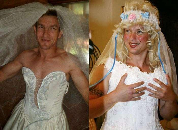 Традиции российской свадьбы, за которые всем стыдно