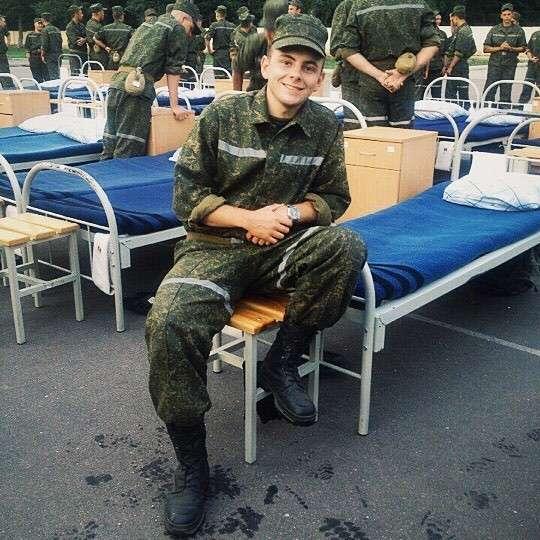 Кто в армии служил, тому все по плечу!