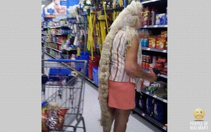 Как американцы ходят по магазинам (90 фото)