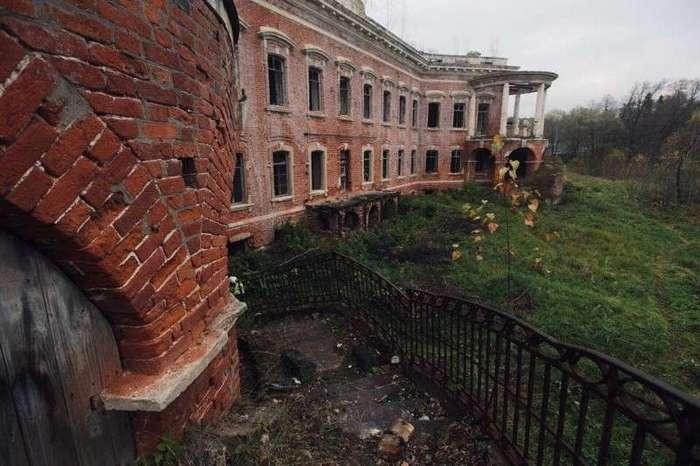 Заброшенные усадьбы России (16 фото)