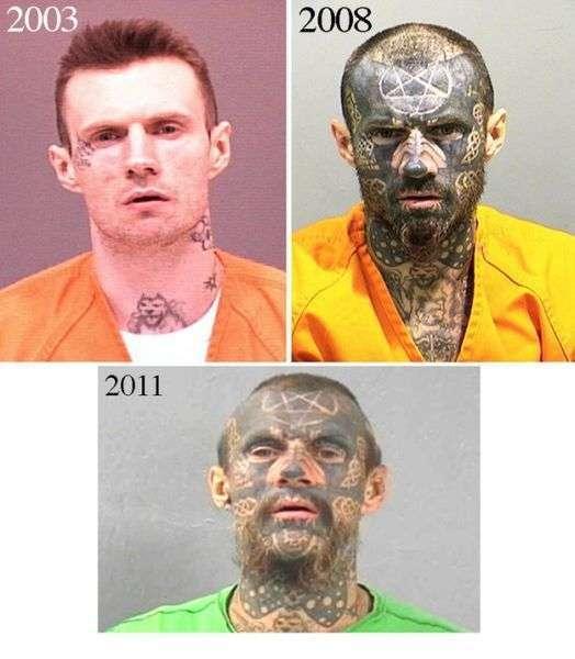 Американские преступники (42 фото)
