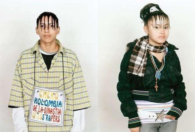 Стильные мексиканские прически (8 фото)