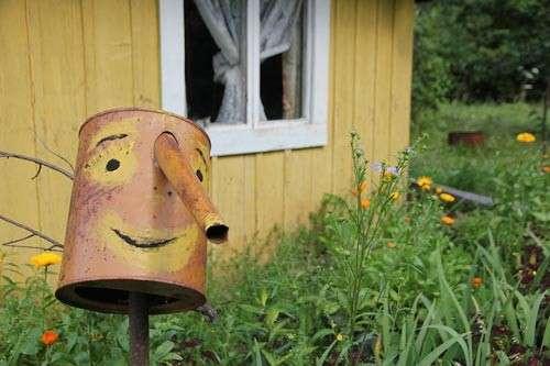 Как в России появились дачи (8 фото)