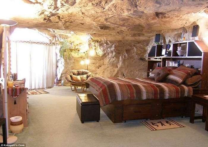 Самые невероятные пещерные отели мира (19 фото)