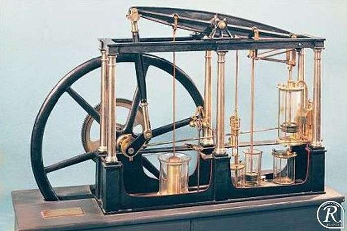 Первая в мире паровая машина (11 фото)