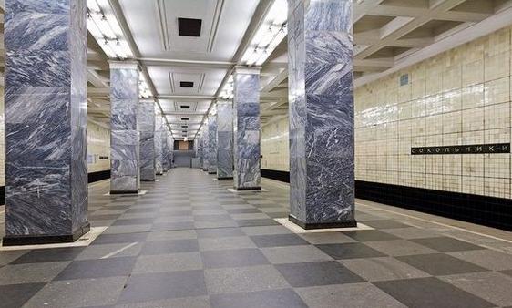Юрский период московского метро (15 фото)