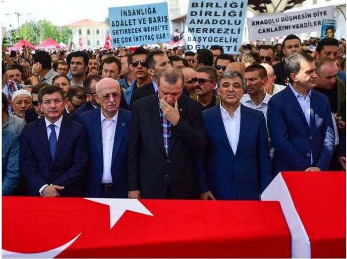 В турецких школах перестанут преподавать эволюцию (3 фото)