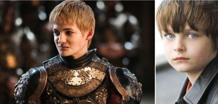 Если бы персонажей -Игры престолов- играли актеры их реального возраста (10 фото)