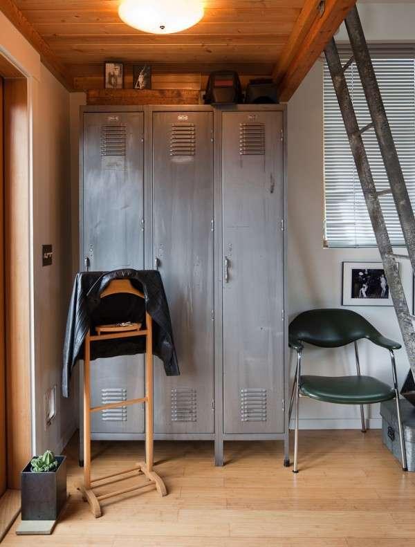 Они не знали, что делать со старым гаражом. И тогда они решили превратить его в мини-дом