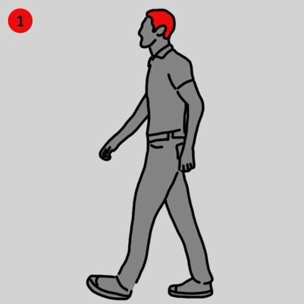 10 неожиданных преимуществ тех, кто ходит пешком