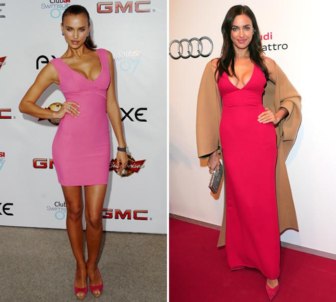 10 знаменитых моделей тогда и сейчас. Как изменился их стиль с начала карьеры?
