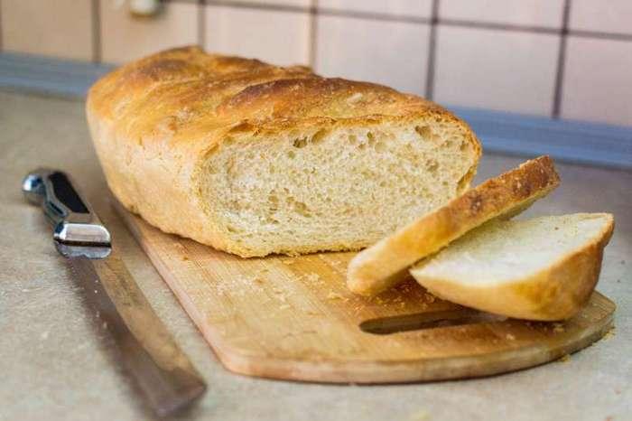 Домашний хлеб. Рецепт приготовления. Сможет каждый (1 фото)