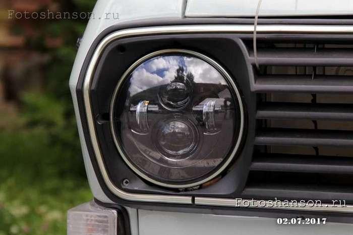Чуть переделанная -Волга- ГАЗ 2410 (12 фото)