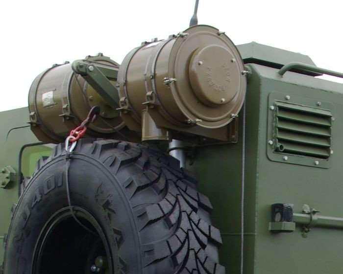 Vitim - новый бронированный внедорожник из Белоруссии (7 фото)