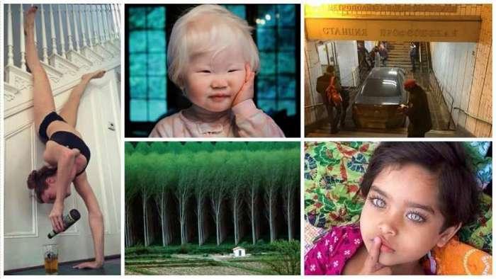 38 удивительных и странных фотографий (39 фото)