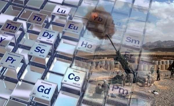 Мировая битва за редкоземельные металлы (5 фото + 2 видео)