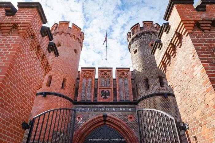 В крепости Фридрихсбург (29 фото)