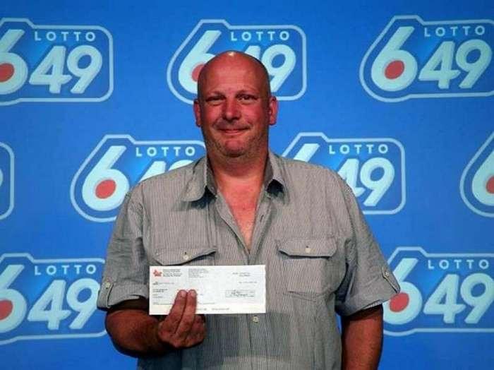 15 победителей лотерей, потерявших все (16 фото)
