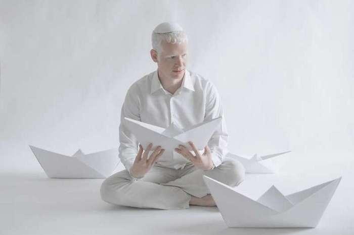 -Фарфоровая красота-: фотопроект о неземном очаровании людей-альбиносов (24 фото)