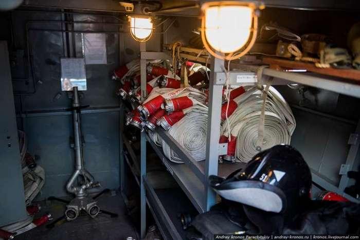 Речные пожарные (28 фото)
