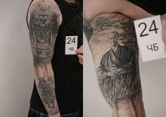 27 татуировок, которые больше похожи на произведение исскуства (28 фото)