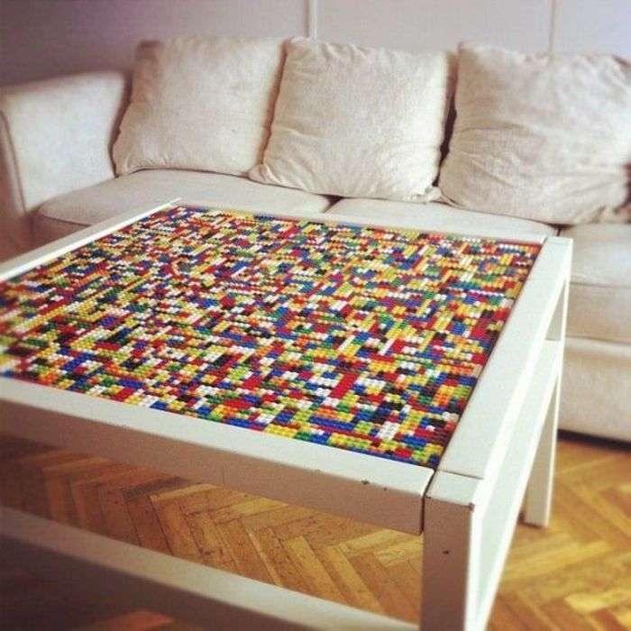 Оригинальные конструкции из деталей Lego (32 фото)