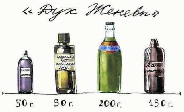 Самые странные алкогольные напитки 80-х (14 фото)