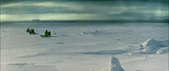 Земля Санникова. Как искали остров-призрак (12 фото)