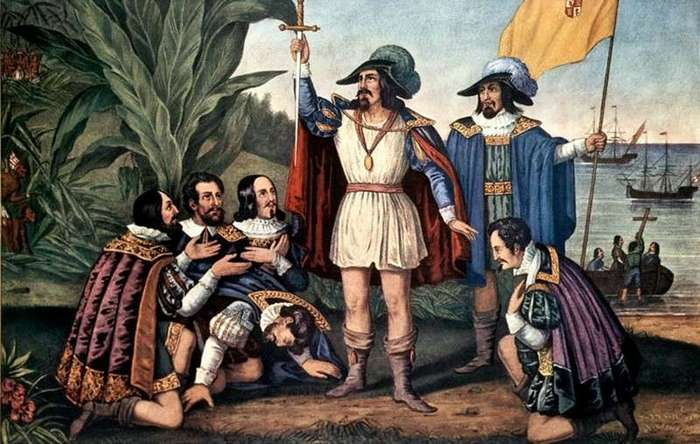 columbus and the caribbean